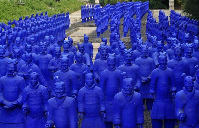 Exército Azul