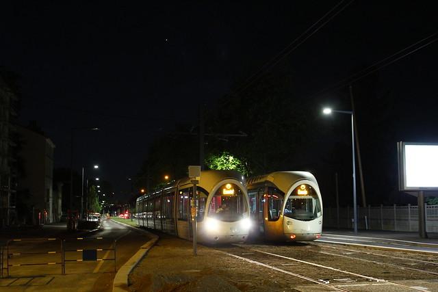 Alstom Citadis 402 - TCL - 886 / 892
