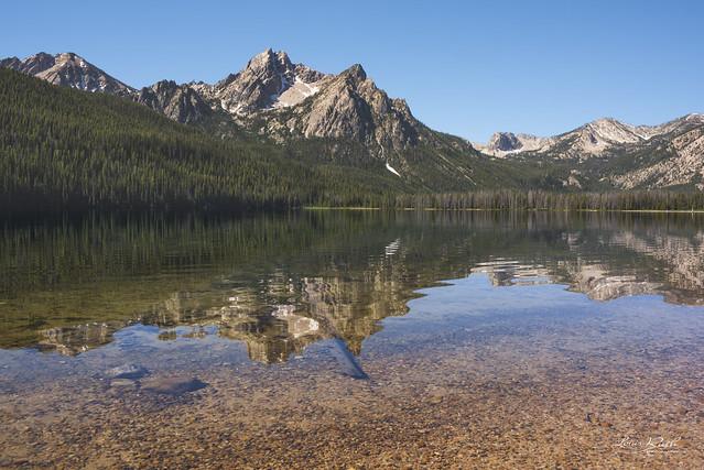 Stanley Lake Summer 2019