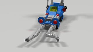 Classic Space Lunar Buggy Arms