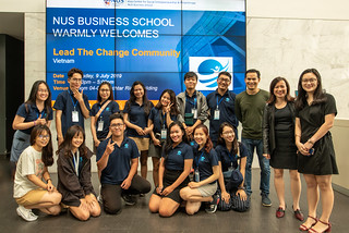 ACSEP: Visit by Lead The Change Community, 9 July 2019
