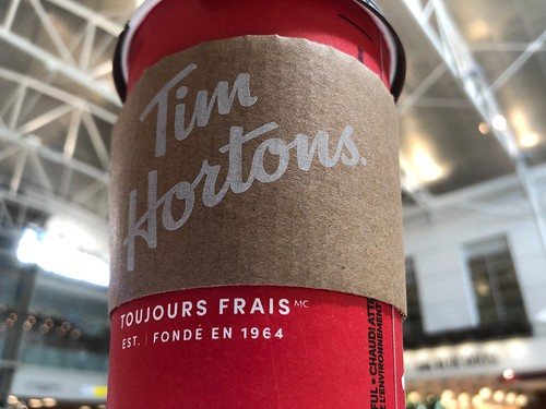 Tim Hortons Medium Regular