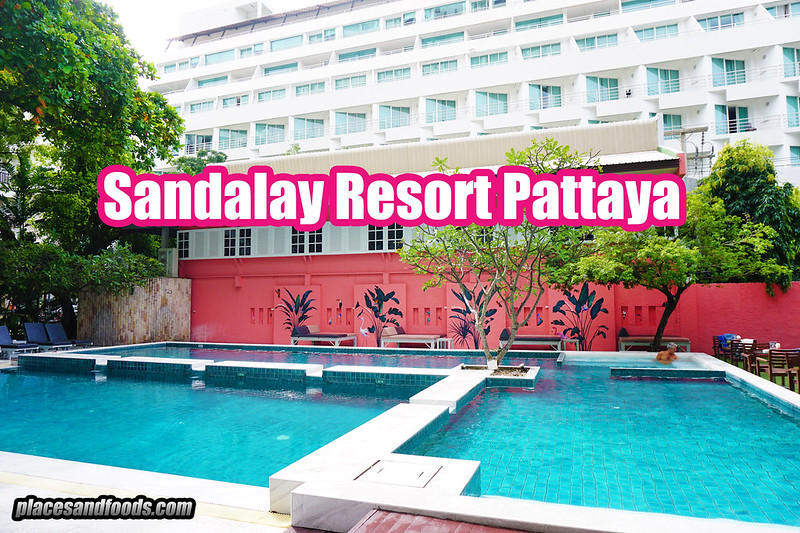 sandalay resort pattaya