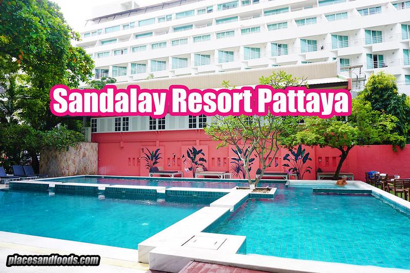 sandalay resort pattaya