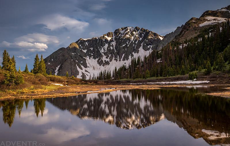 West Needle Mountain