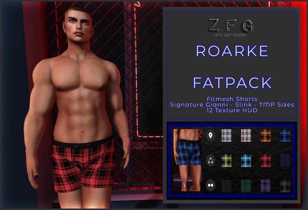 {zfg} roarke fatpack - TeleportHub.com Live!