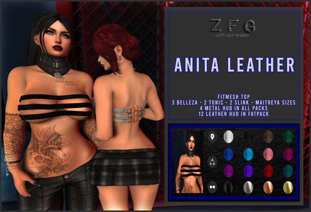 {zfg} anita leather