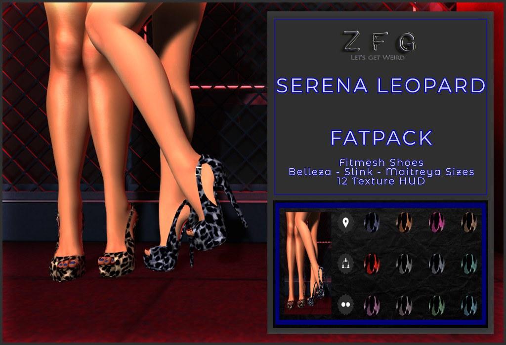 {zfg} serena leopard fatpack - TeleportHub.com Live!