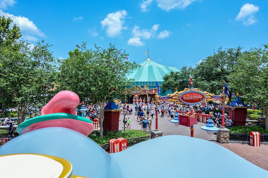 Dumbo daytime MK