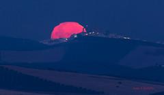 Luna de fuego