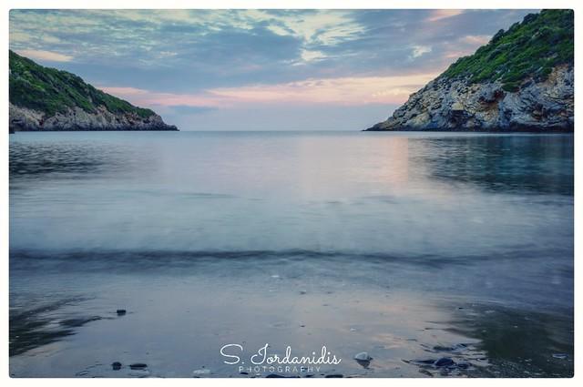 Reflections, Gialia Bay - Alonnisos