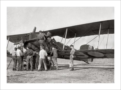 Breguet 14 - France - WW1