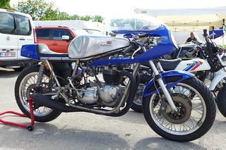 Triumph Rickman Metisse 1979 750cc OHV
