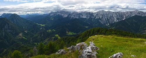 Ferlacher Horn / Grlovec SE views