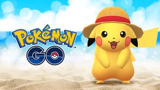 《Pokémon GO》X 《航海王》尾田榮一郎『熊本復興計畫』合作活動 07 月 22 日展開!