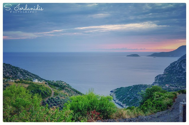 Sunrise, Old Village - Alonnisos