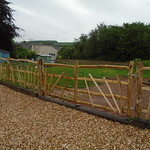 Cleft Fencing & Double Gates