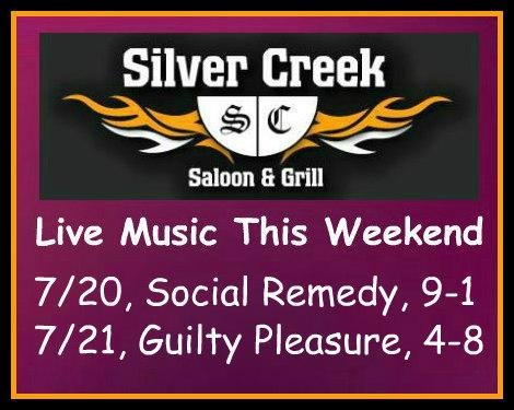 Silver Creek 7-20-19