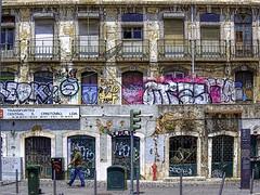 Lisbon. Street shot