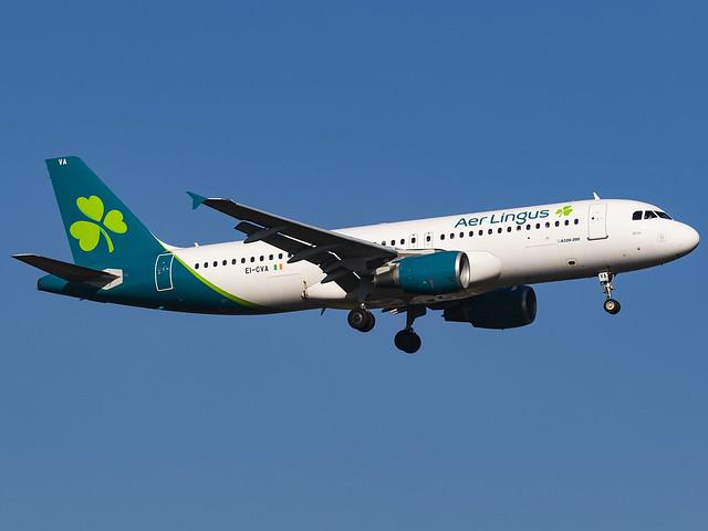 Aer Lingus | Airbus A320-214 | EI-CVA