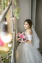Bride portrait เจ้าสาว