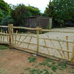 Cleft Double gates