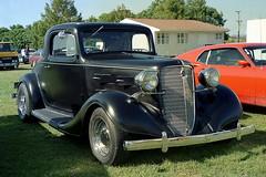1934 LaFayette Coupe
