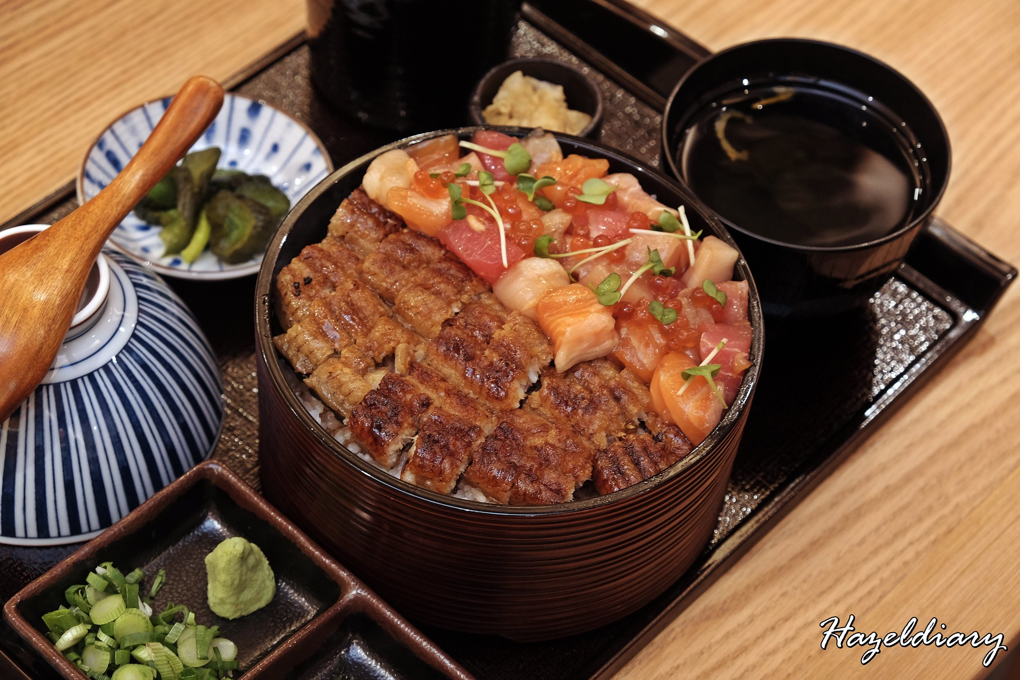 [SG EATS] Man Man Unagi x Tendon Kohaku Special Collaboration – Outlet At Clark Quay Central