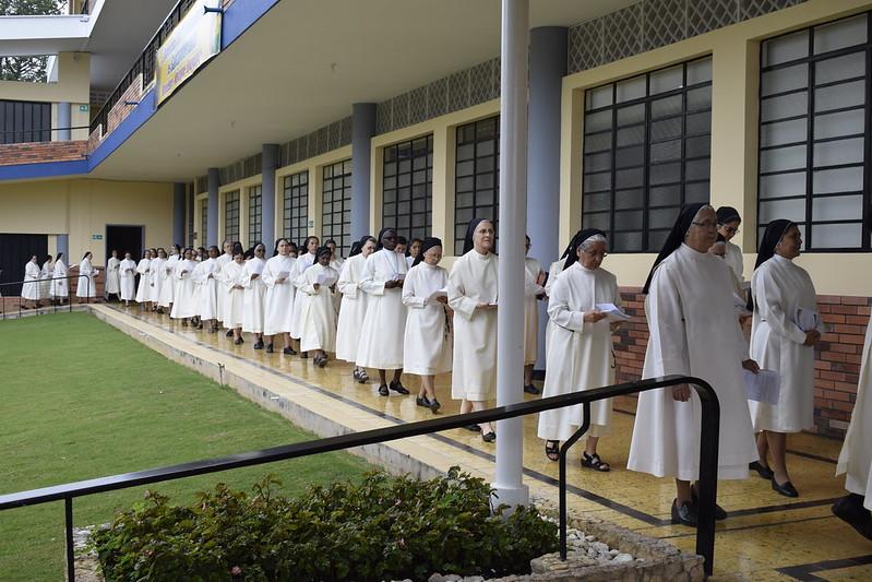 Eucaristía de apertura