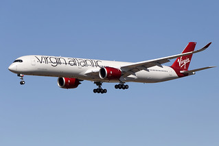 Virgin  Atlantic  Airways / Airbus   A 350-1000   F-WZNU   msn 298 / LFBO - TLS / juillet 2019