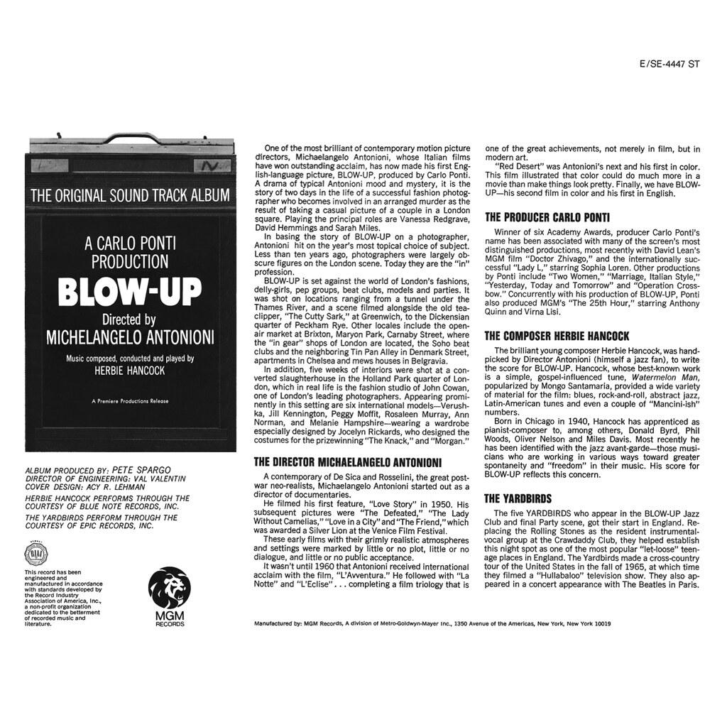 Herbie Hancock – Blow-Up