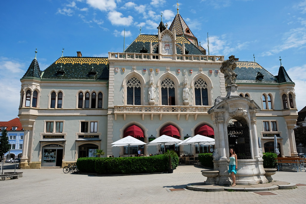 Best Day Trips From Vienna: Korneuburg, Austria