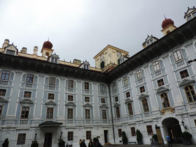 Esterhazy Palace, Eisenstadt, Burgenland