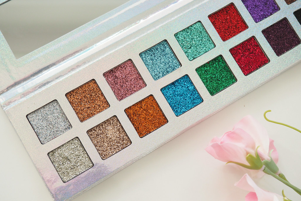 ElinaK Glitter paletti