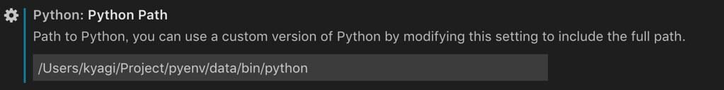 vscode python