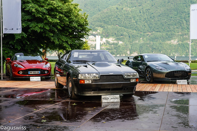Aston Martin Zagato Triple (in Explore July 17, ‎2019)