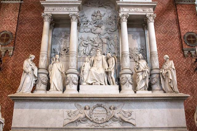 Monumento funebre a Tiziano