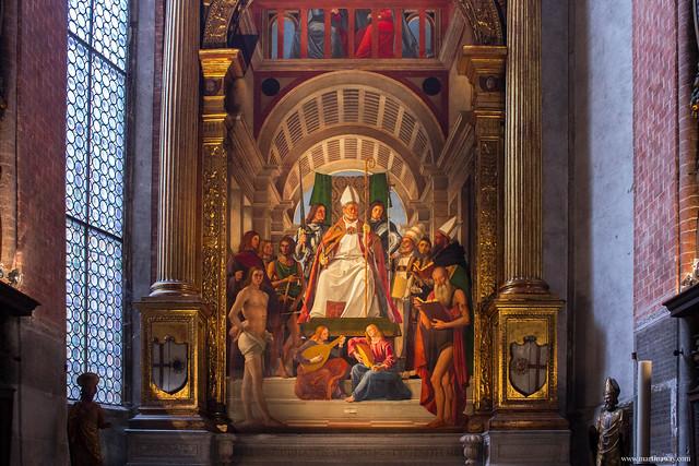 Pala di Sant'Ambrogio