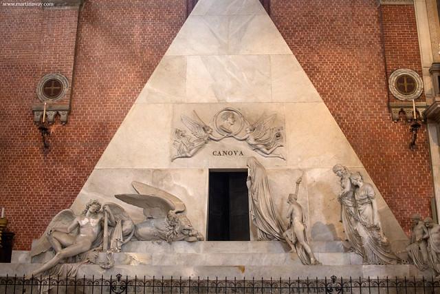 Monumento funebre a Canova