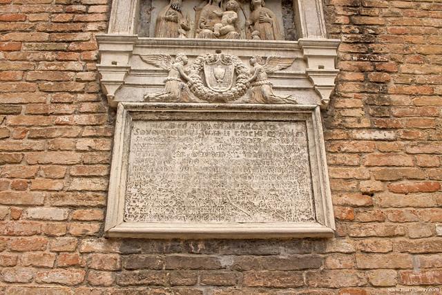 Esecutori delle Bestemmie in Campo San Polo: curiosità su Venezia