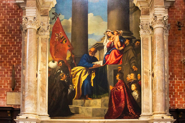 Madonna Ca' Pesaro