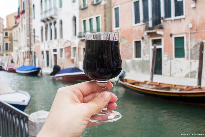 Parole inventate a Venezia: Ombra