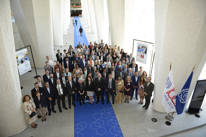 ILO - ICA conference 'Cooperatives and the Future of Work'