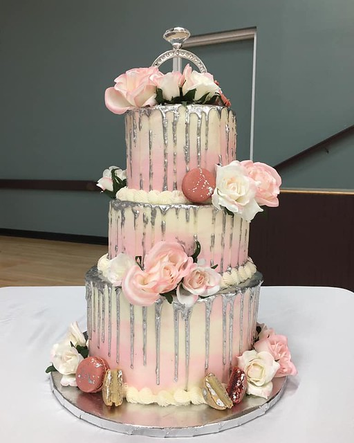 Cake by Princess Rozier of The Cake Plug