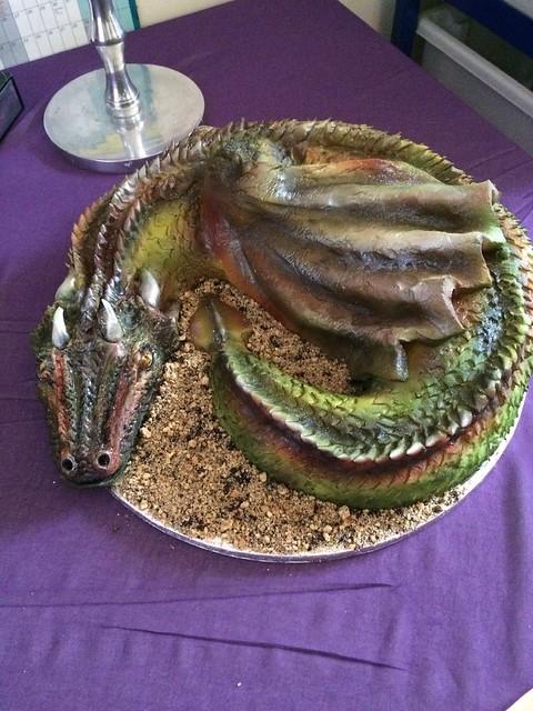 Cake by Nikki Anayiotou of Cake Angel