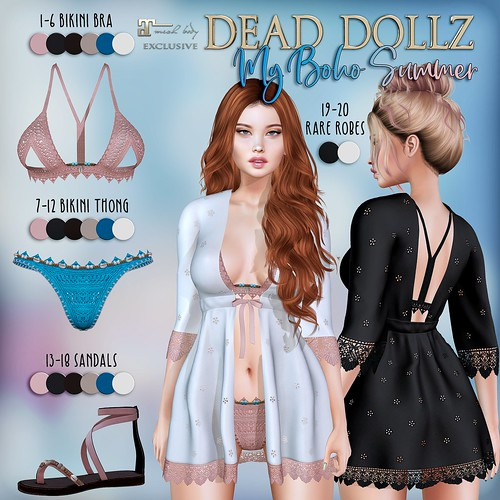 Dead Dollz - My Boho Summer 2