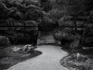 Path to an unused door. Explored.