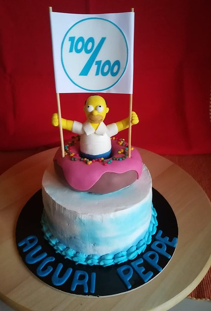 Cake by Rosalinda Collesano