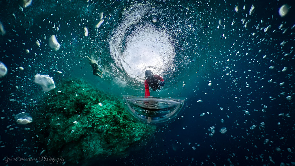 Snorkelling in waters of Papua New Guinea. The richness of life forms is mindblowing.
