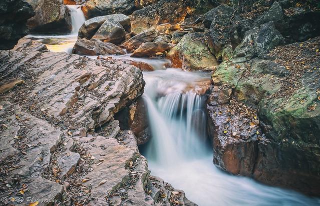 Downstream of Douglas Falls